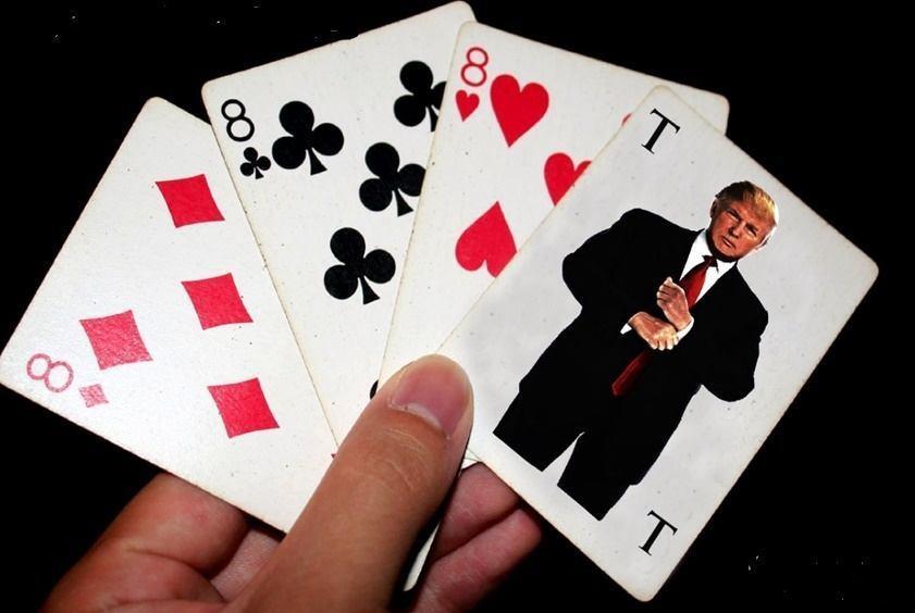"""Résultat de recherche d'images pour """"trump partie de poker"""""""