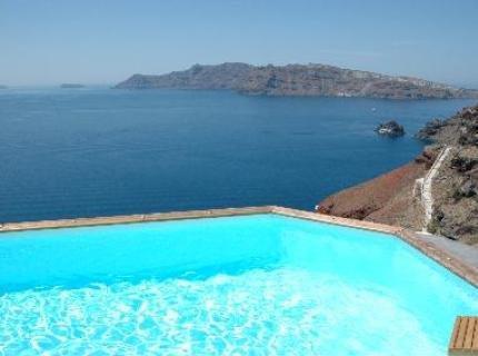 About Nostos Apartments Santorini