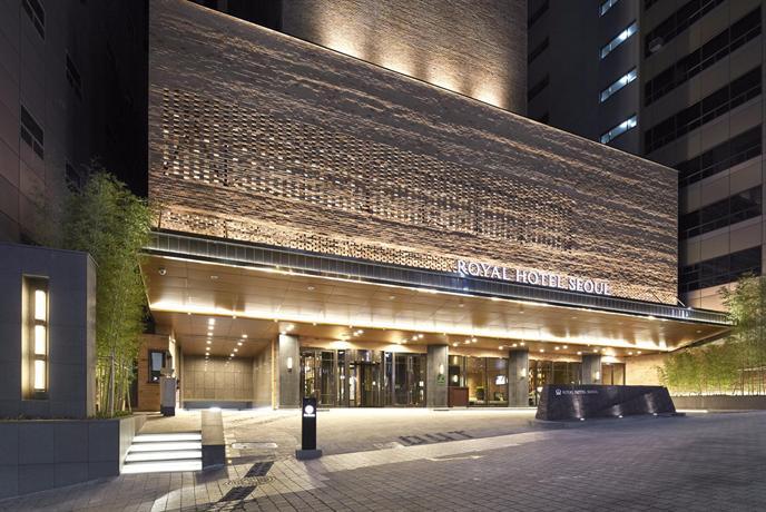 نتيجة بحث الصور عن royal hotel seoul