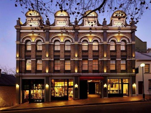 ハーバー ロックス ホテル シドニー Mギャラリー バイ ソフィテル