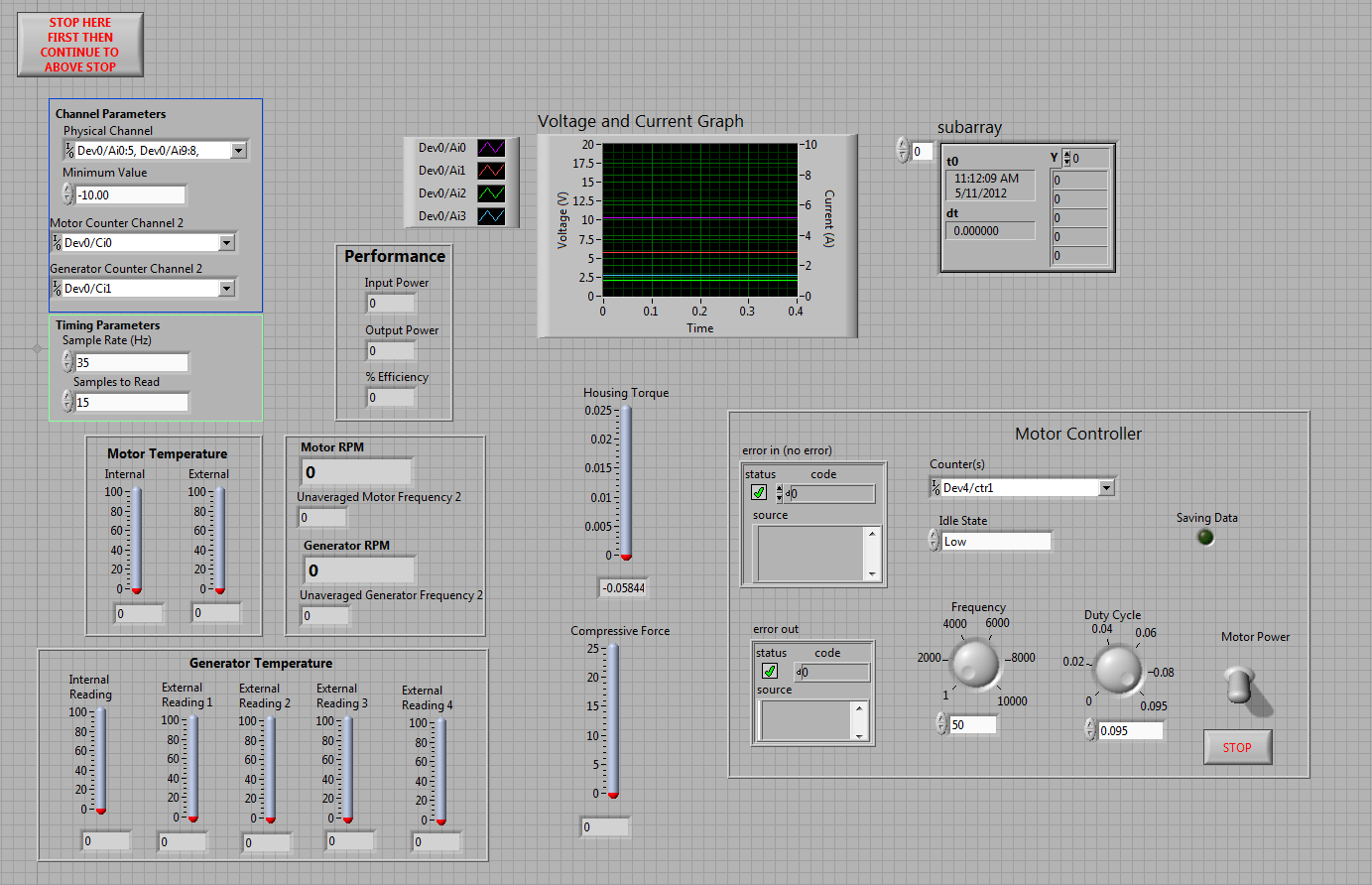 Gui Design Labview Gui Design
