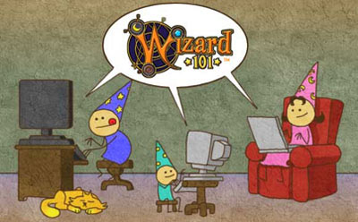 Safe Kids Games   Wizard101 Multiplayer Games for Kids Wizard101 has safe kids games that are meant for the whole family
