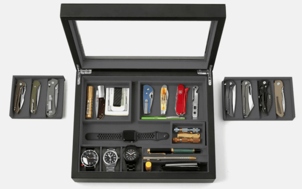 massdrop EDC cache display