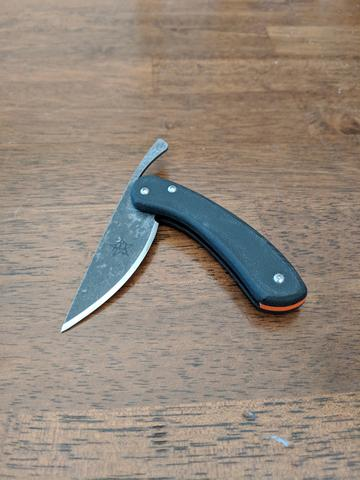 friction folder from JB Knife & Tool