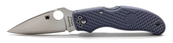 Spyderco Calypso Jr. Super Blue