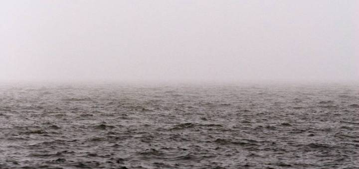 """""""Fog and Water."""" Photo by Nathan Jandl. Simplicity."""