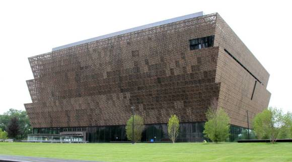 The National Museum of African American History on the National Mall. CC-BY-2.0