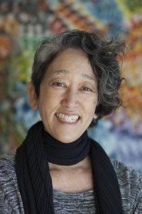 A photo of Karen Tei Yamashita.
