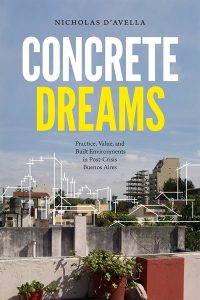 the cover of concrete dreams