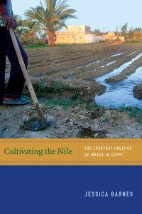the cover of cultivating the nile