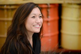 photograph of Claire Jean Kim