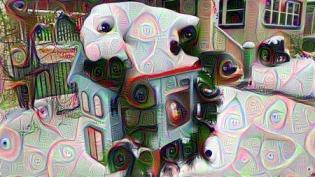 deepdream_Glenlake Branch Library