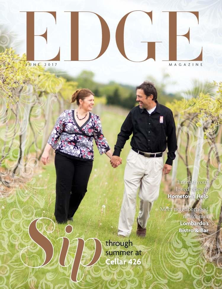 Edge Magazine - June 2017 cover