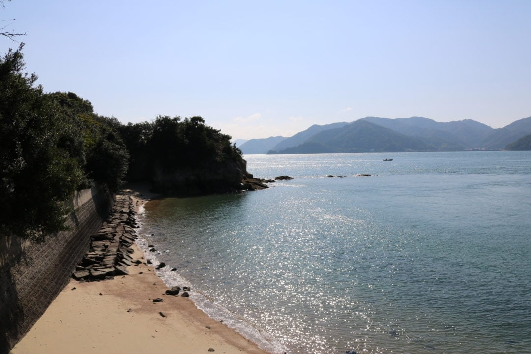 Shimanami Kaido Coast