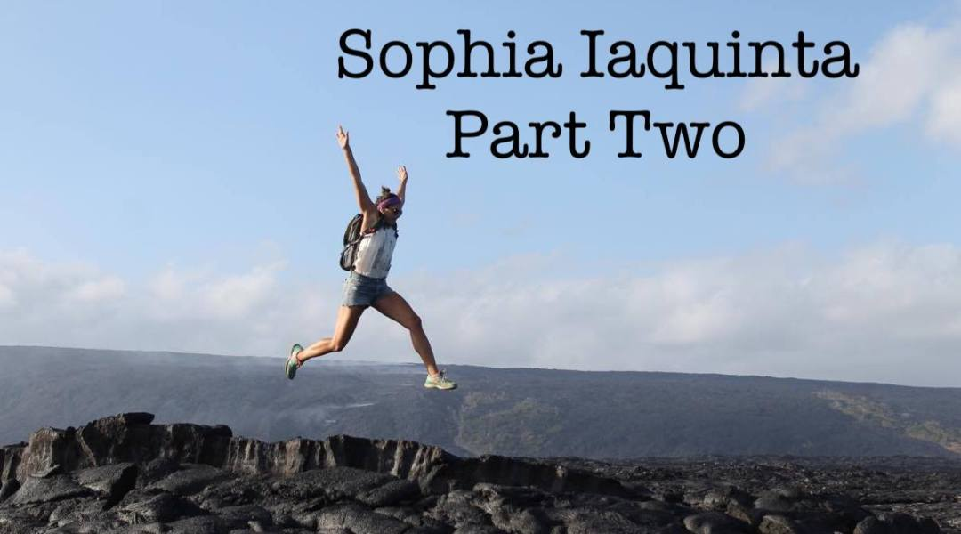 Sophia Iaquinta Packing
