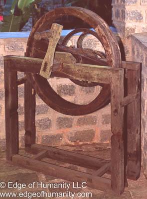 Wood Handicraft - Brazil.