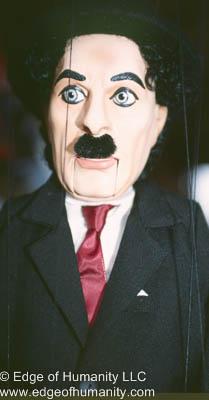 Puppets - Prague.