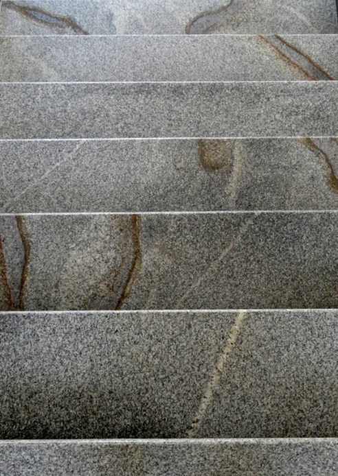 Stairs: Gachibowli, Hyderabad, India