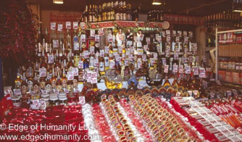 Food Market - Czech Republic
