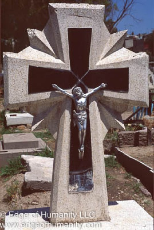 Cemetery - Mexico.