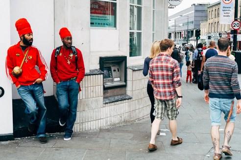 Uniform - Camden Town Station, London