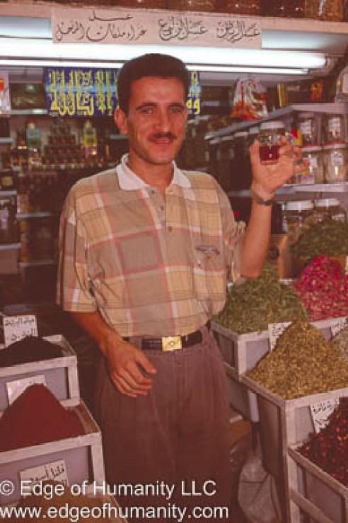 Shopkeeper - Syria
