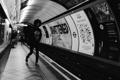 Shattered, London