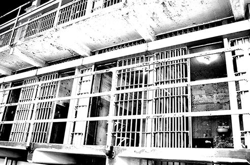 """""""Floors"""" Alcatraz, California, USA"""
