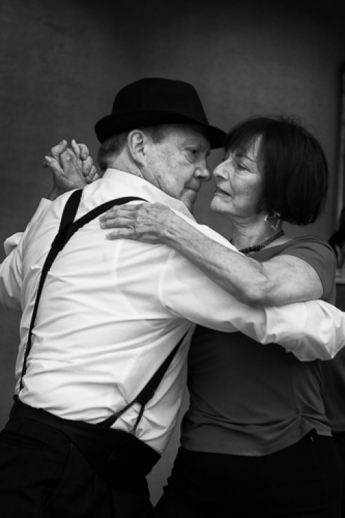 """""""Tango Dancers"""" Hola Festival in Knoxville, Tennessee, USA"""