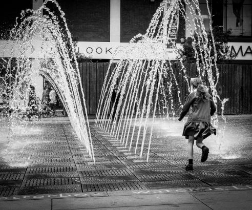 """Fountain"" Liverpool, UK"