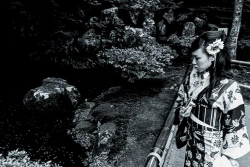 Silver pavillion - Ginkaku-ji Japan