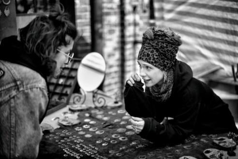 Broadway Market London, England