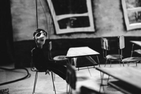 Puppet Atelier of Buchty & Loutky Prague, Czech Republic