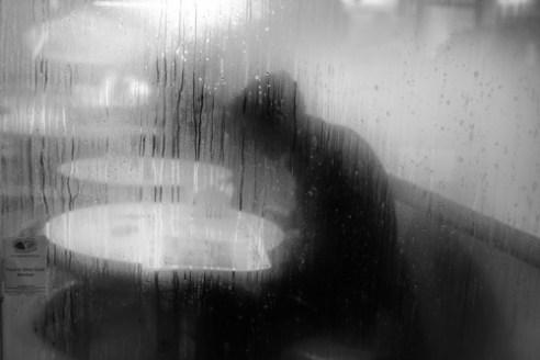 """""""Solitude"""" Soho, London UK"""
