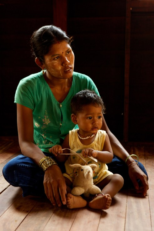 """They said they would build a training school in the village, but after relocation they said training will be in Yangon. If I go to training, who will take care of the children? Who will do the housework?""-Ma Martima"