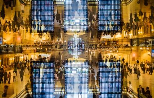 Grand Central Terminal New York City, USA