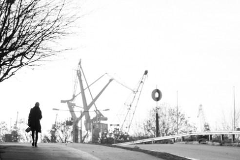 Near the Harbour. Gothenburg, Sweden