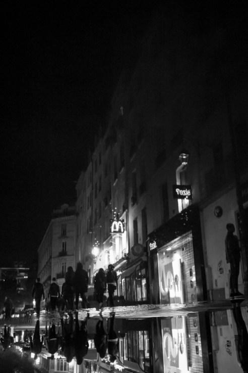 The Flipside 004 - Quartier des Halles, Paris