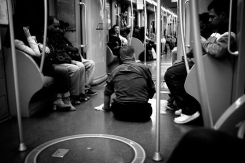 METRO. Into the Metro