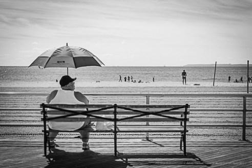 Umbrella Guy New York, USA