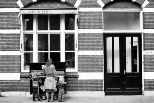 Piano, Amsterdam