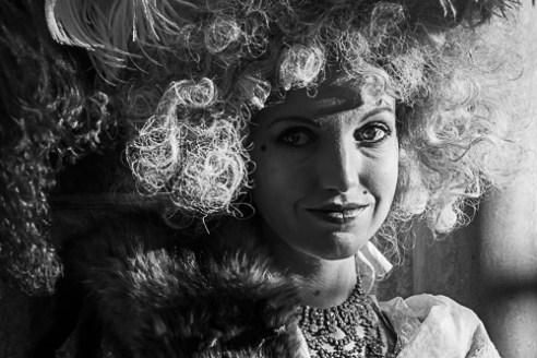 Carnival Portrait, Venice, Italy 2016