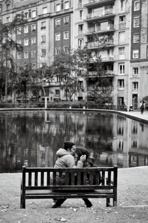 Turó Parc Kiss