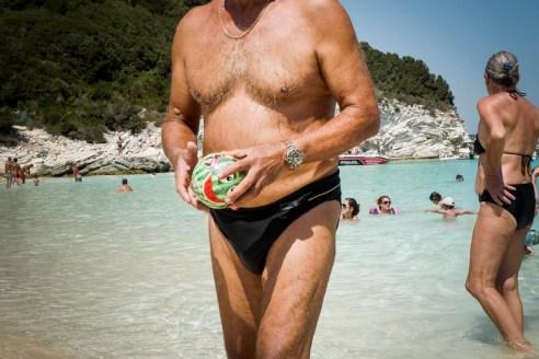 Man, Ball, Hand Greece