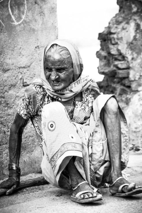 Strength: A positive consequence to a life of hardship Chennai, India