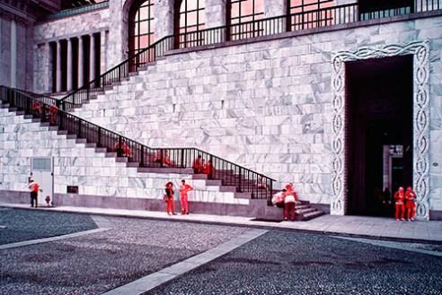 Museo del Novecento Milan, Italy