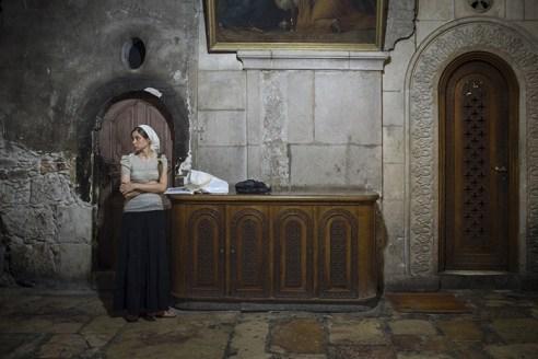 Eglise Saint Sepulcre Jerusalem