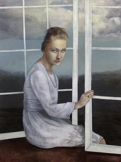 Elsie Oil on linen