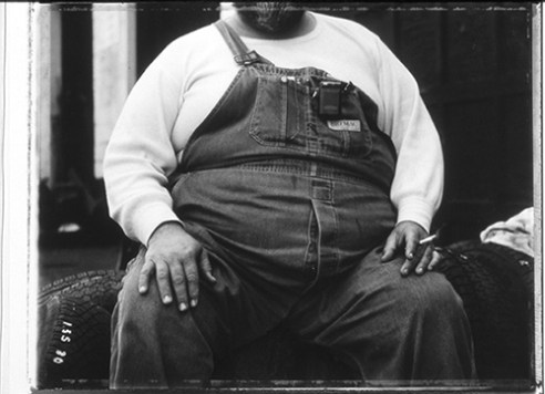 Father's belly, 1998