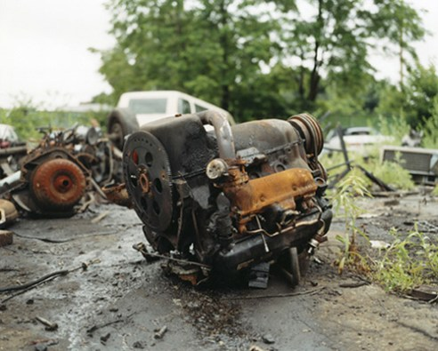Engine on ground, 2003